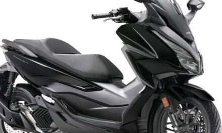 (MaJ) Nouveau Honda Forza 125 : Restylage et passage Euro5 – Prix et dispo