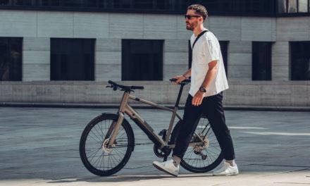 VAE : Nouveaux vélos de ville Canyon
