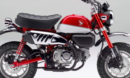 Jeu concours : Un Honda Monkey 125 à gagner !