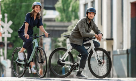 Gogoro, le petit poucet du vélo à assistance électrique