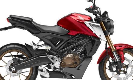 Honda CB125R 2021 : Nouveau moteur et évolution !
