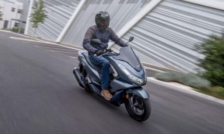 Honda PCX 125 2021 : Plus moderne, plus pratique