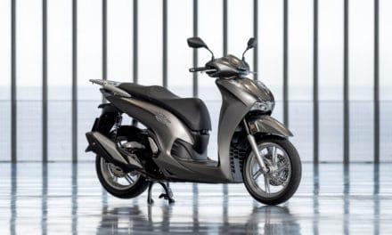 Honda SH 350i : Le scooter grande-roues passe la vitesse supérieure