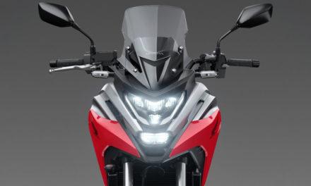 Honda NC750 X 2021 : évolution en douceur