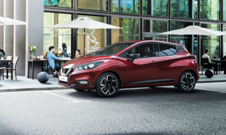 Nouvelle gamme Nissan Micra