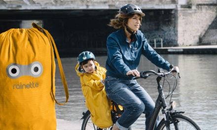 Rainette au service du confort à vélo