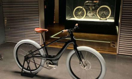 Bientôt des vélos à assistance électrique Harley Davidson