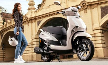 (MaJ)Yamaha D'elight 125 2021 : Une 3e génération plus rétro et prix