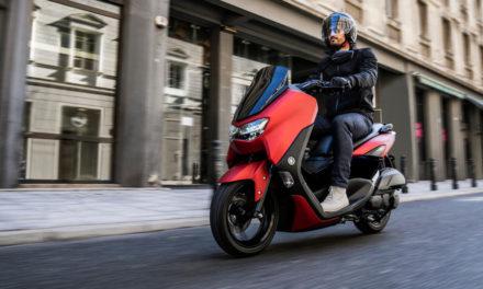 (MaJ)Yamaha NMax 125 2021 : Le scooter urbain fait peau neuve et prix
