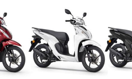 Honda Vision 110 2021 : Un scooter urbain hyper économique