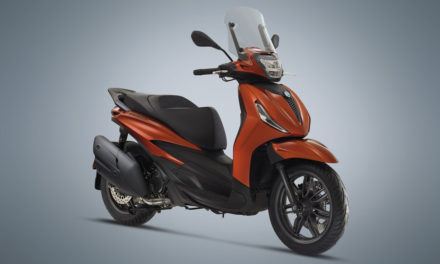 Piaggio Berverly 300 et 400 hpe  2021 : Les tarifs du scooter grandes-roues