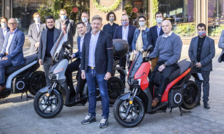 MÓ eScooter 125 : Début de la production du scooter électrique de Seat