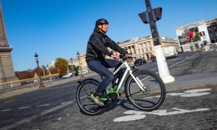 Valeo se lance dans le vélo à assistance électrique