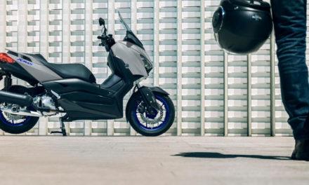 (MaJ) Yamaha X-Max 125 2021 : Des performances optimisées et prix