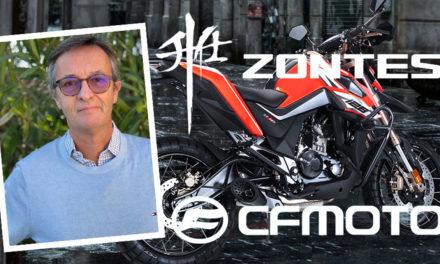 Interview : Bruno Muller, Directeur Commercial de GD France (Zontes, CFMOTO et Goes)