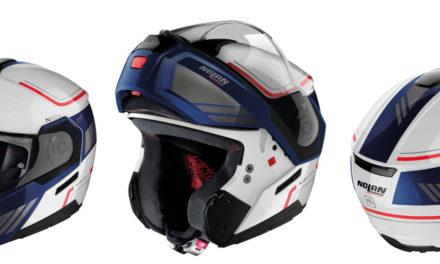 Nolan N90-3 : Nouveau casque ouvrable pour ce début d'année