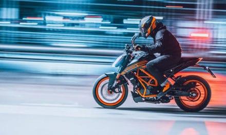 KTM 125 DUKE 2021 : Euro5 et nouveaux coloris