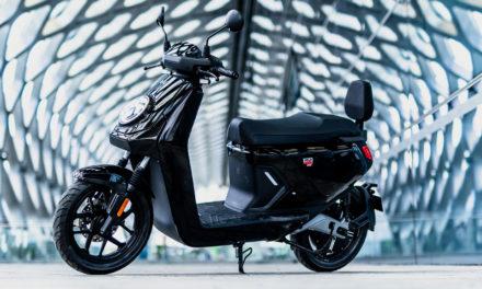 Scooter électrique : le nouveau NIU MQi GT est disponible