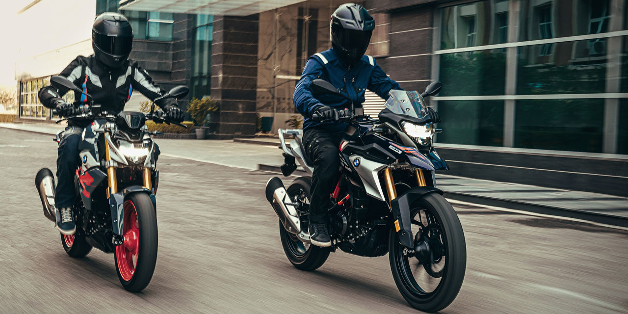 BMW Motorrad : Permis A2 offert