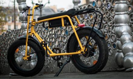 Vawo : Un vélo électrique au look des années 1970
