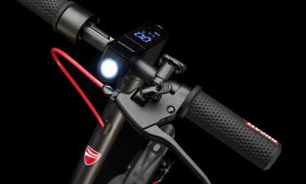 PRO-I-EVO : La nouvelle trottinette électrique de Ducati