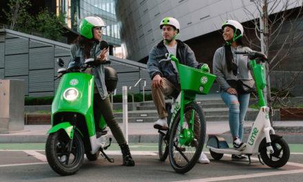 Lime : Lancement des scooters électriques en libre-service
