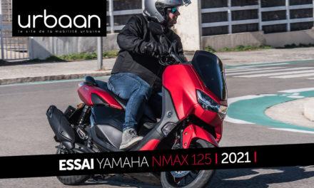 Essai Yamaha NMAX 125 2021 : mobilité optimisée