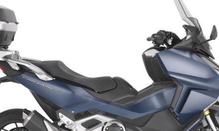 Accessoires : Givi équipe le Honda Forza 750