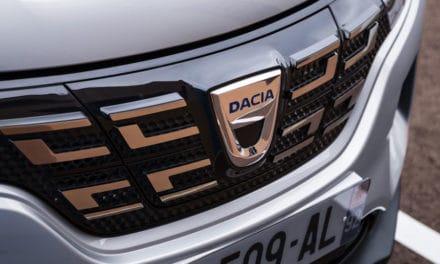 Dacia Spring : la gamme en détail et tarif
