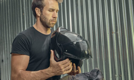Scorpion Exo-Tech Carbon : Poids plume