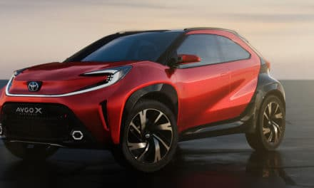 Aygo X : la future petite Toyota