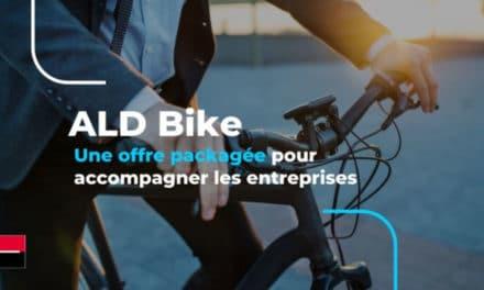 ALD Bike : des VAE en location pour les pros