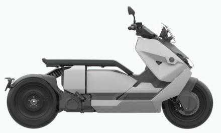 Scooter électrique BMW Definition CE-04 : Bientôt sur nos routes