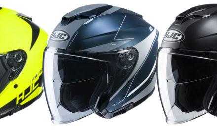 Nouveau HJC i30 : Un casque jet pour le printemps.