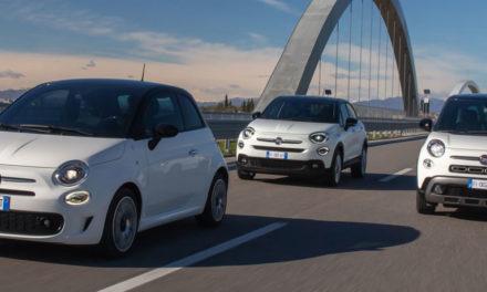 Fiat : Série spéciale 500, 500X et 500L Hey Google