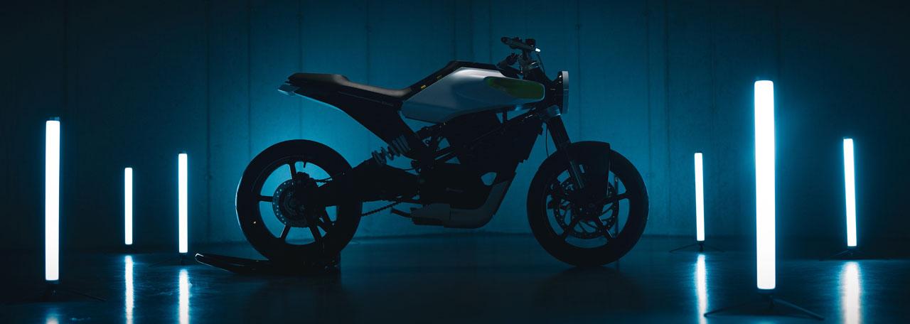 Husqvarna E-Pilen : Une moto électrique dans les tuyaux
