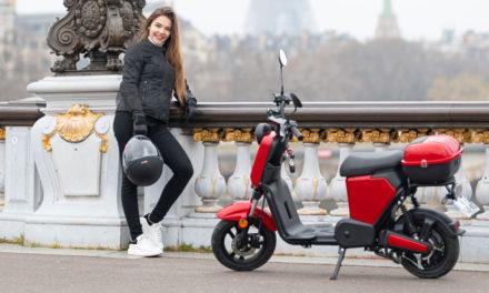 Jonway Y2 : Un scooter électrique à moins de 1000 euros
