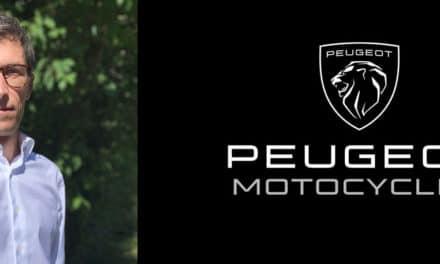 Interview Matthieu Brinon, Directeur commercial marketing et communication de Peugeot Motocycles