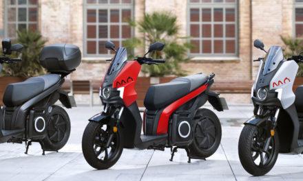 Seat MÓ eScooter : le scooter 100 % électrique arrive en France