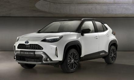 Toyota Yaris Cross Aventure : Version baroudeuse