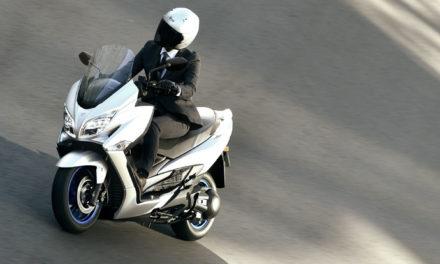 Maxi-scooter 2021 : Le nouveau Suzuki Burgman 400 bientôt disponible