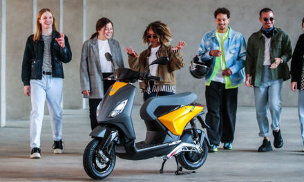 Scooter électrique : Le Piaggio 1 bientôt disponible