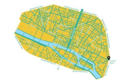 Paris : Interdit au véhicule en 2022