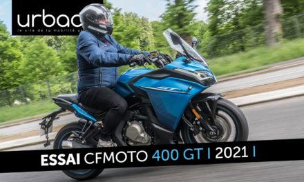 Essai CFMOTO 400 GT : Polyvalence et accessibilité