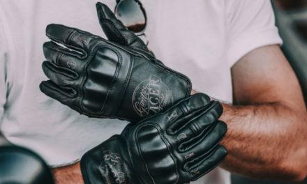 Racer Cally & Muddy : Deux gants rétro pour cet été !