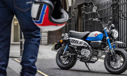 Honda Monkey 2022 : Nouveau moteur et bien plus !