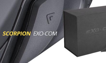 EXO-COM : L'intercom Scorpion disponible pour cet été !