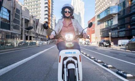 Cooltra / Askool : Paris en scooter électrique !