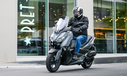 Essai Yamaha X-MAX 125 Tech Max 2021 : Optimisation du GT premium