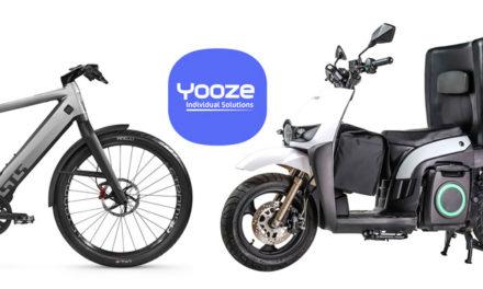 Yooze : louer votre deux-roues !